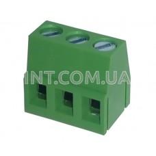 KLS2-128-500-03P / клеммник на плату / шаг 5.00 mm / KLS