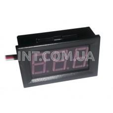 Вольтметр встраиваемый / DVM-568 / Umsr=5...100V, 0.56