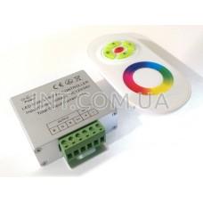 Контроллер для RGB-лент + пульт / 216 W