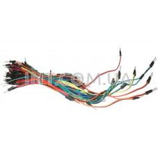 Провод / набор соединительных проводников с разъемами PLS / 75 шт.