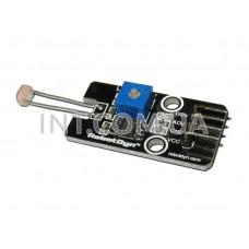 Модуль светового датчика на фоторезисторе / RobotDyn