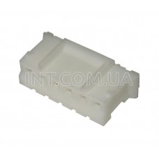 NXG-06 / вилка на кабель / 6 вывода / шаг 2mm / NINIGI / без контактов