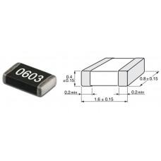 330E Om / SMD 0603 / 1% / 10 шт.