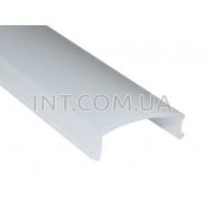 Линза матовая для алюминиевого профиля / 2 м