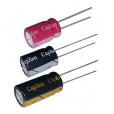47mkF / 50V / эл. кон. low ESR / 105°C / 6.3x11mm / KF / CapXon