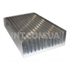Радиаторный профиль / N1904 / 80x30mm / 1 м.
