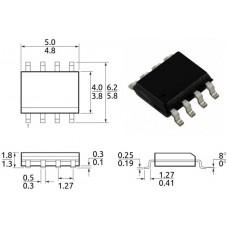 IR1155S PBF/ Корректор коэффициента мощности / SO8 / IR