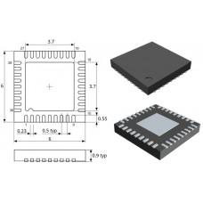STM32F103T8U6 / 32-бит микр-р / VFQFPN36 / ST